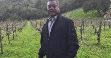 Eddie Murray, vineyard