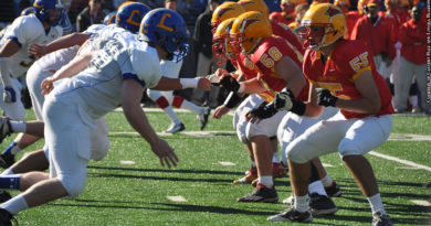 Turkey Bowl Calvert Hall vs. Loyola
