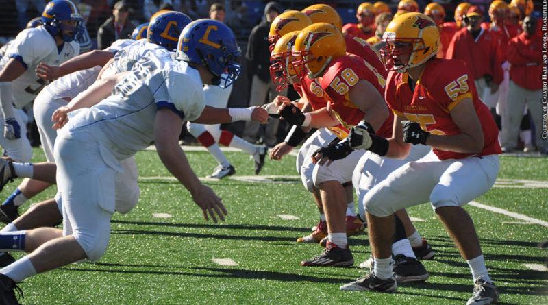 Turkey Bowl Calvert Hall vs. Loyola