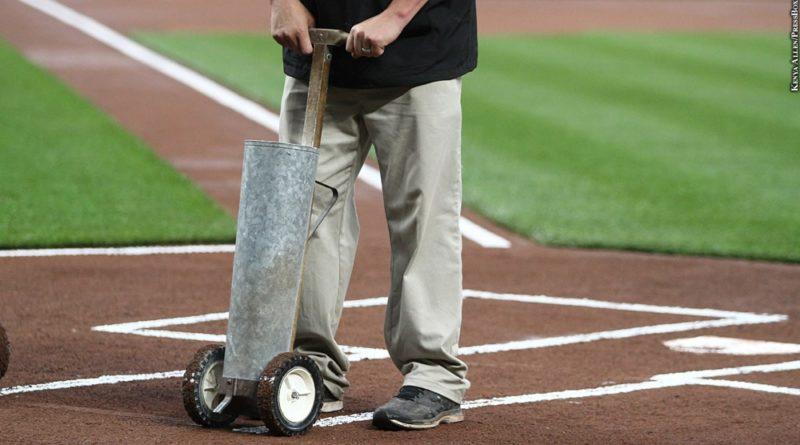 Baseball, homeplate