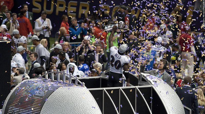 Ed Reed, Super Bowl