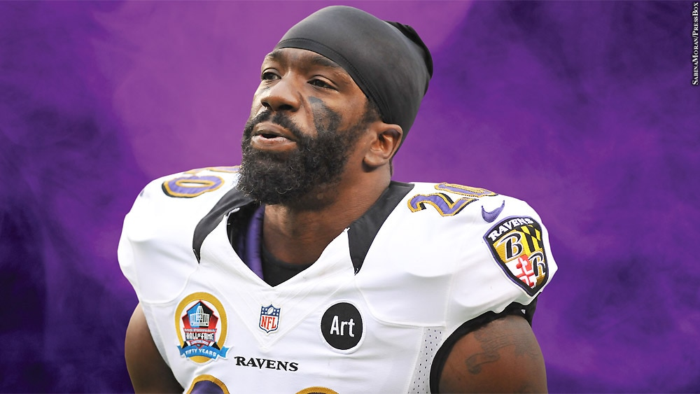 The 42-year old son of father (?) and mother(?) Ed Reed in 2021 photo. Ed Reed earned a  million dollar salary - leaving the net worth at  million in 2021