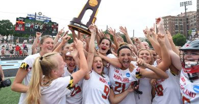 Maryland women's lacrosse 2019 champions