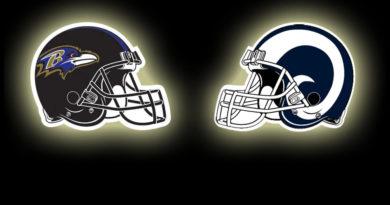 Matchup: Ravens vs. Rams