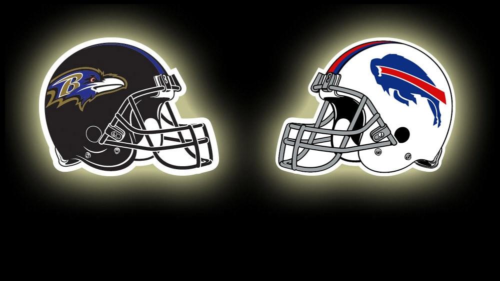 Countdown To Kickoff Ravens Vs Bills Pressboxonline Com