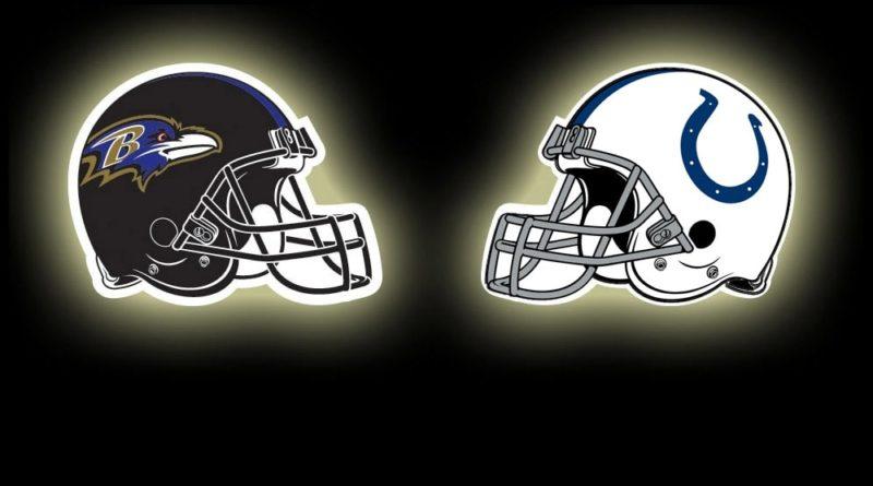 Matchup: Ravens vs. Colts
