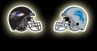 Matchup: Ravens vs. Lions