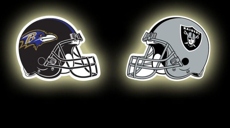Matchup: Ravens vs. Raiders