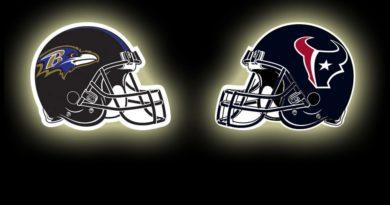 Matchup: Ravens vs. Texans