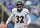 Former Ravens S Eric Weddle: 'I Went Out At The Right Time On My Terms'