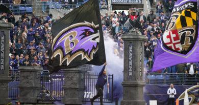 Ravens flag