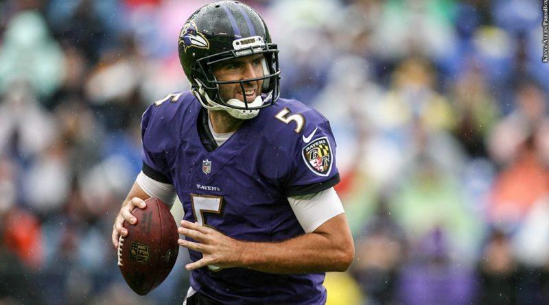 A Final Salute To Ravens Joe Flacco Pressboxonline Com