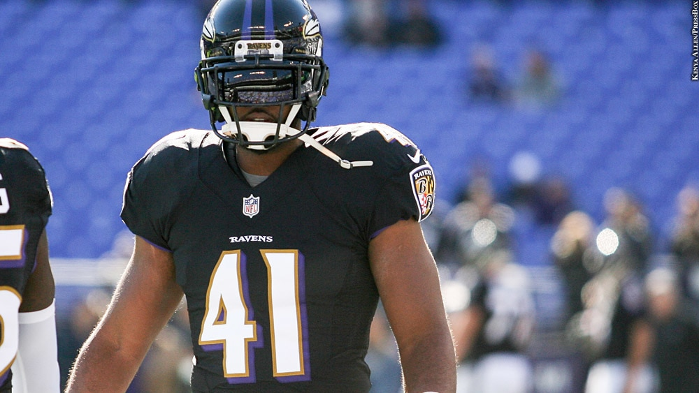 10 Questions With Ravens Defensive Back Anthony Levine ...