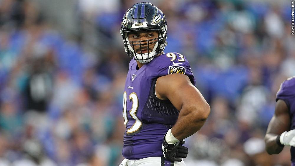 Ravens Trade DE Chris Wormley To Steelers - PressBoxOnline.com