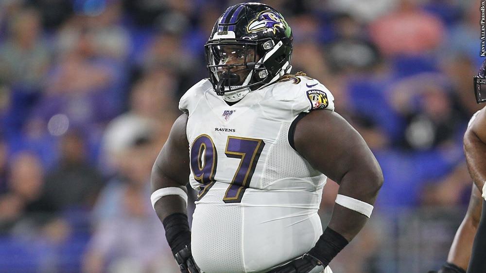 Ravens DT Michael Pierce: Would Be 'Dream Come True' To Sign Long ...