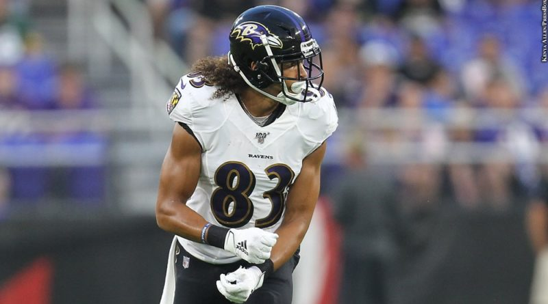 Ravens WR Willie Snead: Players Must 'Know What's On The Line ...
