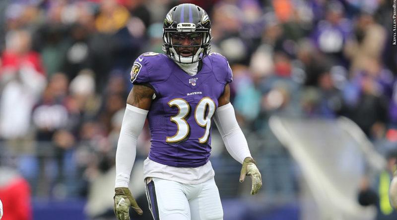 Ravens Decline Option On CB Brandon Carr - PressBoxOnline.com