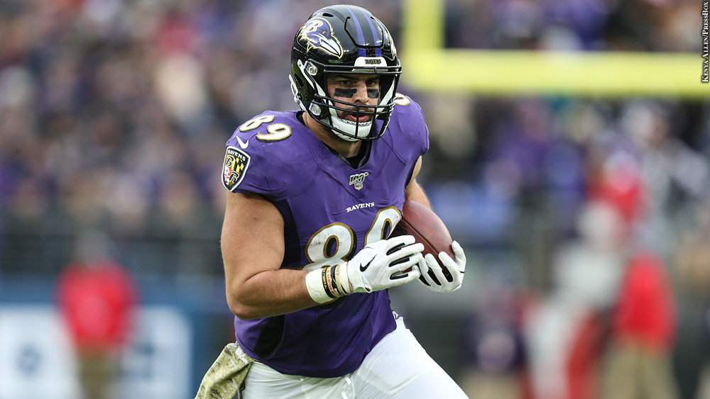 Ravens TE Mark Andrews: 'Opting Out Never Really Crossed My Mind ...