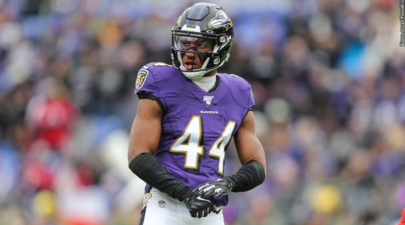 Ravens Vs. Browns Week 16: Three Key Matchups - PressBoxOnline.com