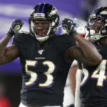 Ravens DL Jihad Ward: Coaches Fostered Fun, Loose Environment In 2019