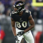 Ravens WR Miles Boykin Finding Creative Ways To Stay In Shape, Help During Crisis