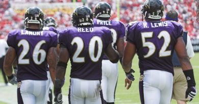 Ray Lewis, Ed Reed