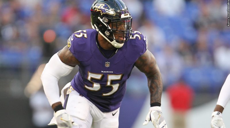 Will Terrell Suggs Follow Former Ravens