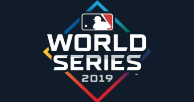 2019 World Series logo