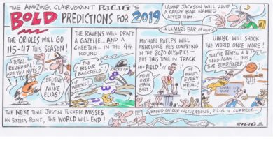 Ricig: Bold predictions for 2019