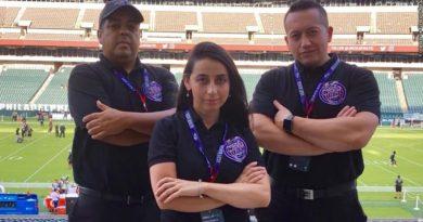 Ravens Spanish language broadcast team