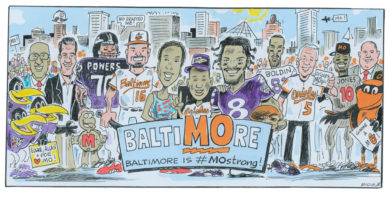 Ricig: Baltimore is #MOstrong