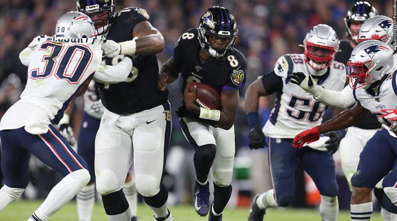 Best Win: Ravens vs. Patriots