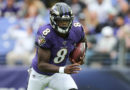 Athlete Of The Year: Ravens Quarterback Lamar Jackson