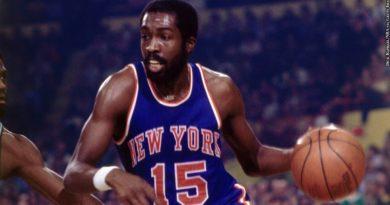 Earl Monroe, Knicks