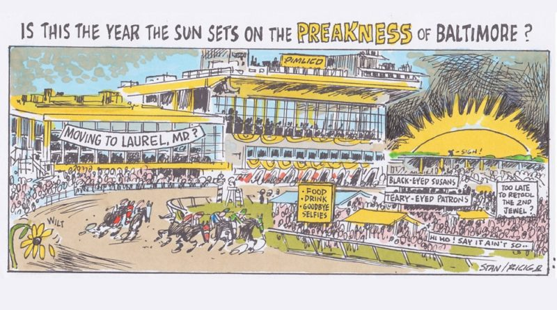 Ricig: Is this the year the sun sets on the Preakness?