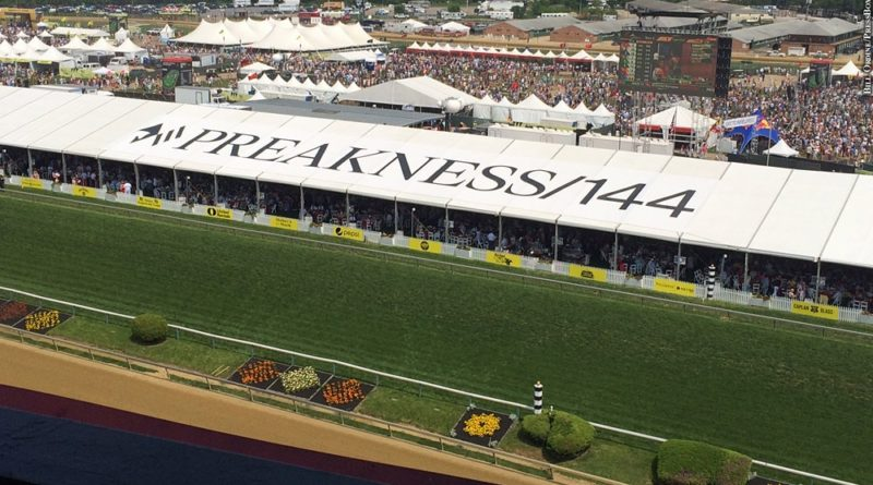 Preakness 2019: track
