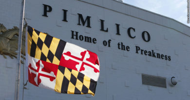 Pimlico, home of the Preakness