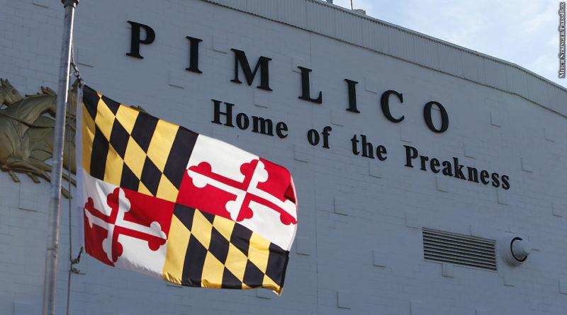 Pimlico, home of the Preakness