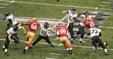 Ravens Super Bowl, Joe Flacco
