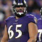 Ravens OL Patrick Mekari: Playing Next To Marshal Yanda Was A 'Dream'