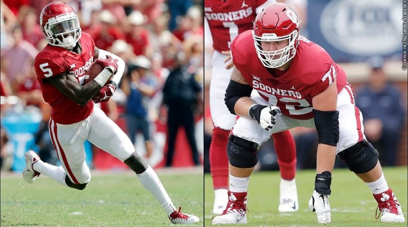 Marquise Brown, Ben Powers