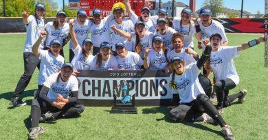 UMBC Softball 2019