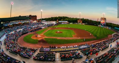 Aberdeen IronBirds field