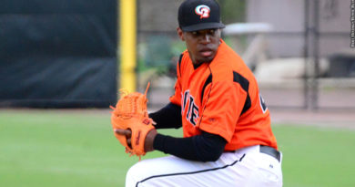 Mychal Givens, 2015 Bowie Baysox