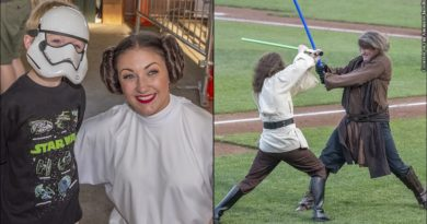 Aberdeen IronBirds Star Wars Night