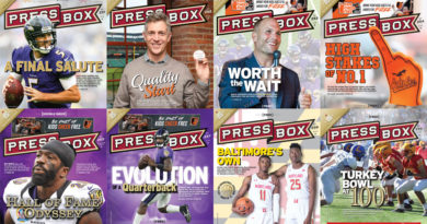 PressBox 2019 covers