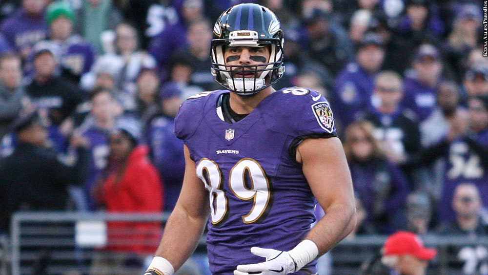Mark Andrews: Second-Day Pick, First-Rate Tight End For Ravens -  PressBoxOnline.com