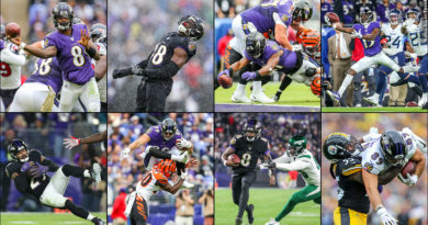 favorite Ravens photos of 2019