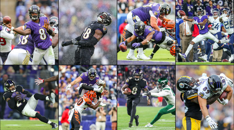 favorite Ravens photos of 2019