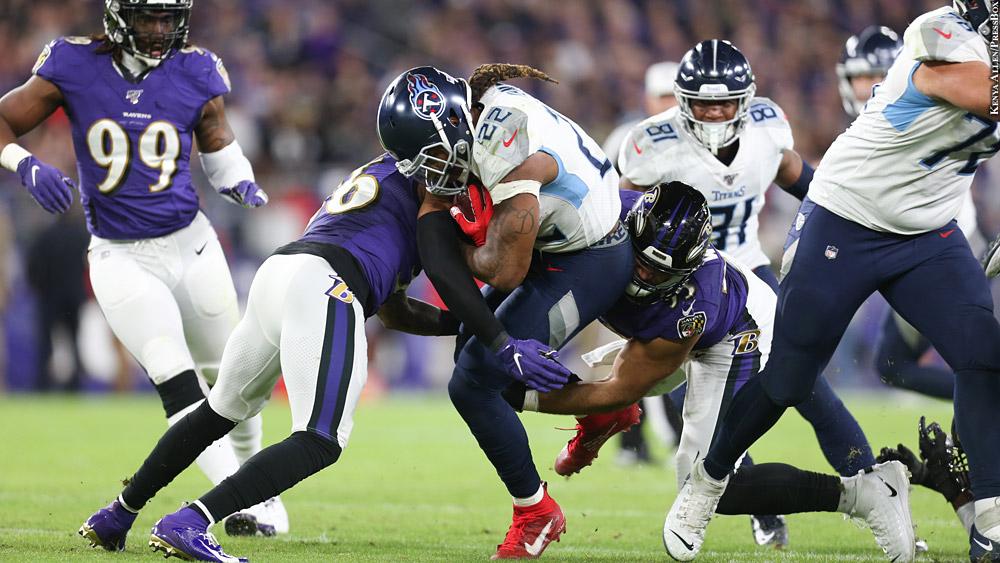 Ravens vs. Titans: Derrick Henry
